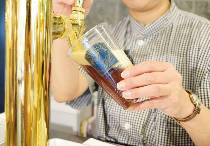 「箱根ピルス」「小田原エール」そのほか季節限定のビールも