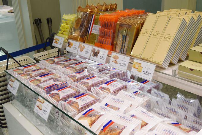 ラスクのもとになるフランスパンも買える!直営店限定商品をチェック!