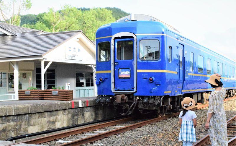 新幹線で行く親子旅で想い出作ろう!寝台特急に泊まる&白神山地を探検