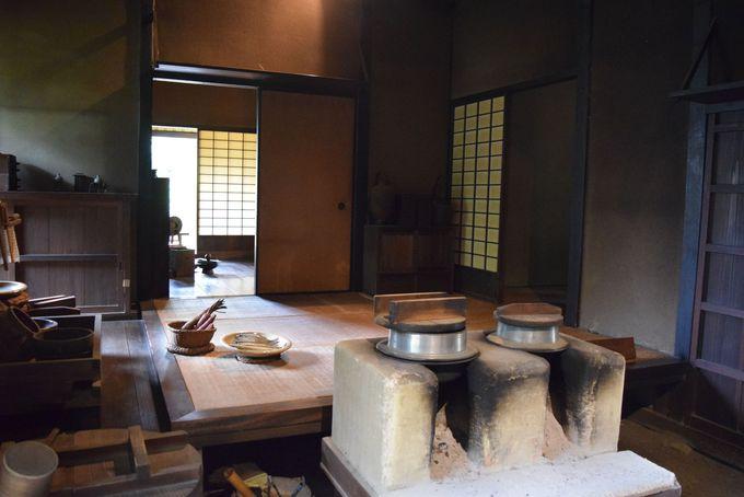 武家屋敷で江戸時代の武士の暮らしを体感