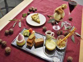 サロン・ド・クルミッ子!鎌倉紅谷のカフェが鶴岡八幡宮前にオープン