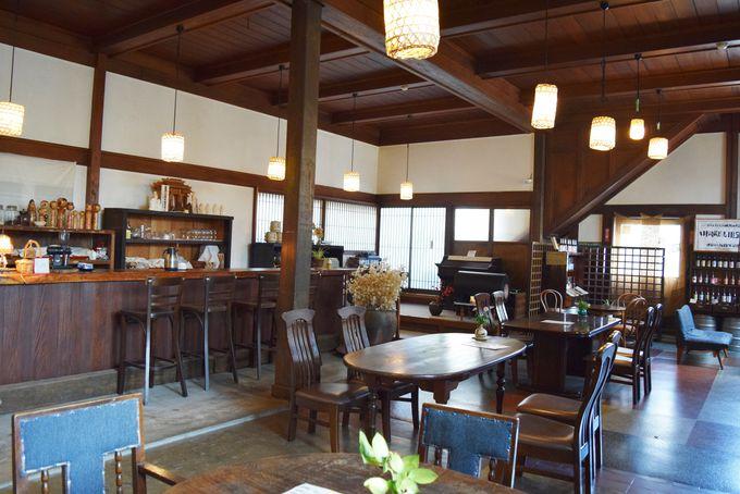 おすすめはもちランチ!蔵レストランと蔵カフェ