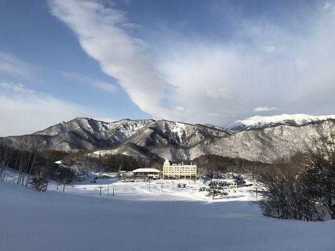 5.藤原スキー場/みなかみ町