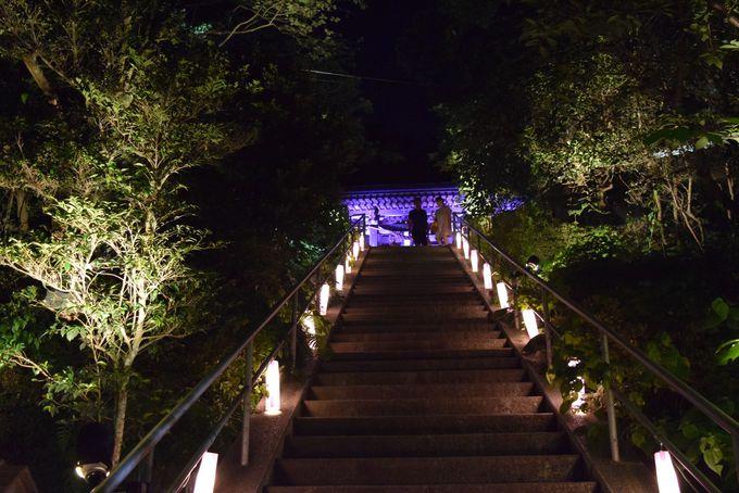 由比ヶ浜方面へ:甘縄神明宮・鎌倉文学館