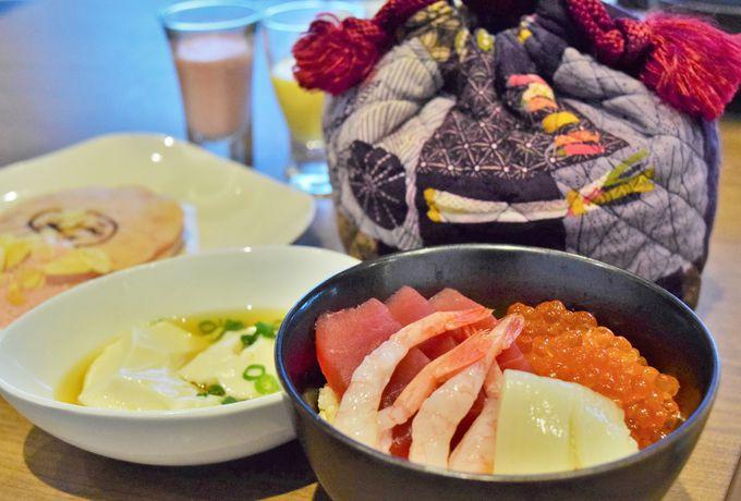 北海道クオリティの朝食がとにかく凄い!