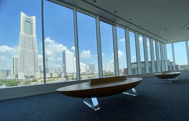 横浜市役所が新しくなってOPEN!新市庁舎で楽しむ横浜グルメ&景色