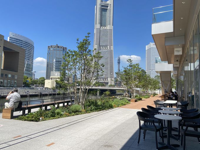 横浜市役所新市庁舎&ラクシス フロントがオープン!