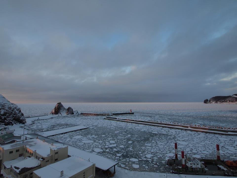 番外編!?その1 部屋や温泉から流氷を楽しむ…「ウトロ・知床グランドホテル北こぶし」