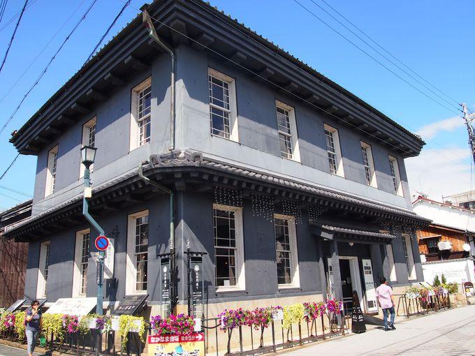 レトロでおしゃれな街並み「長浜」は秀吉ゆかりの城下町