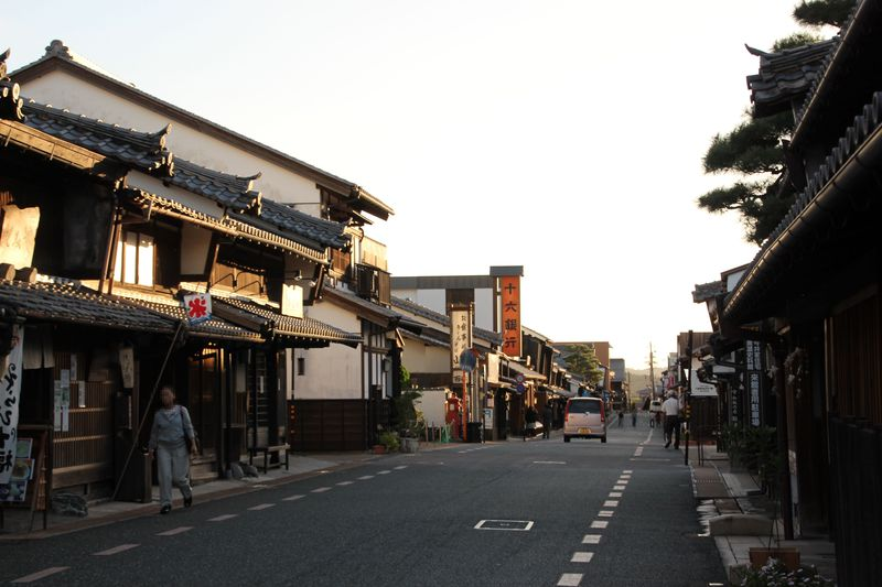 岐阜県美濃市「うだつの上がる町並み」を歩こう♪