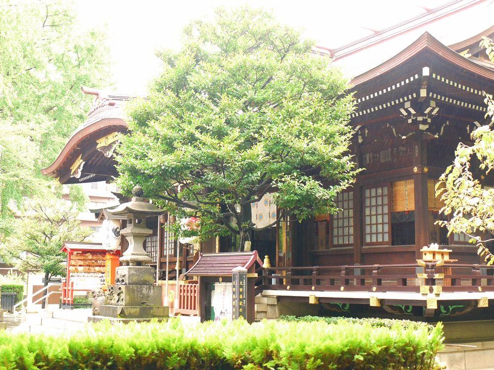 7.新宿 十二社・熊野神社/東京都