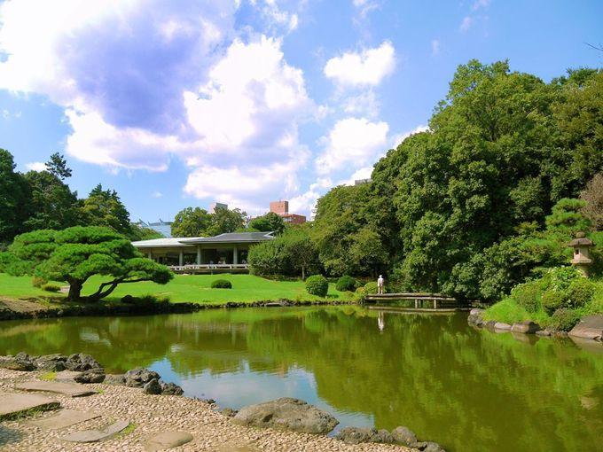 春・秋に新宿御苑の庭園を回ってみよう!