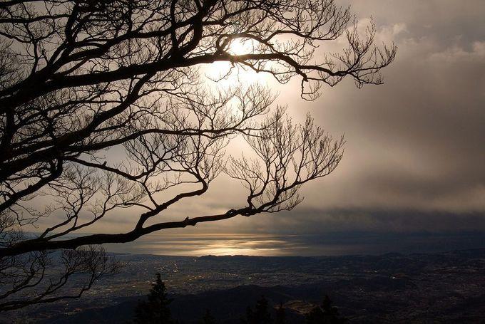 早起きは三文の得?大山の綺麗な風景を見るコツとは