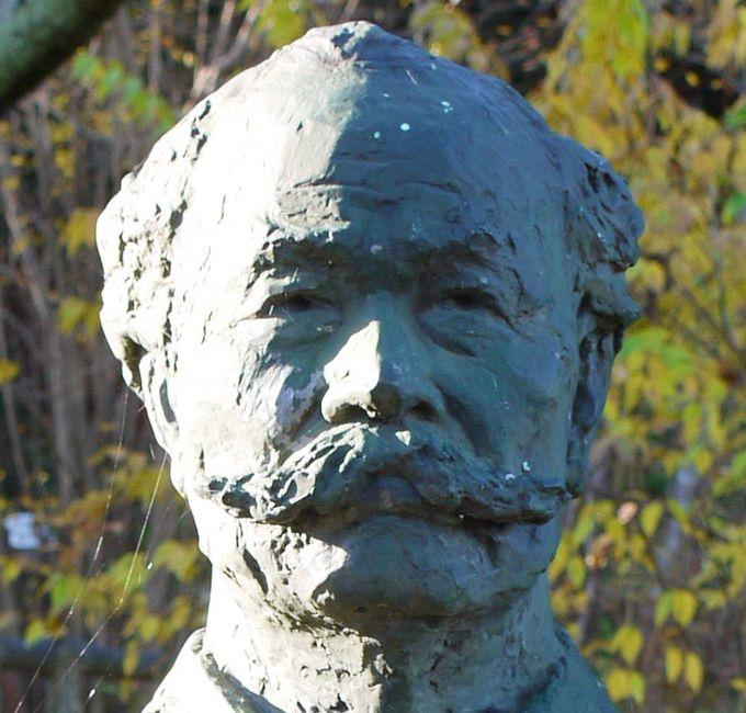 彫刻街構想に共鳴!魅了的な彫刻が多く設置された公園