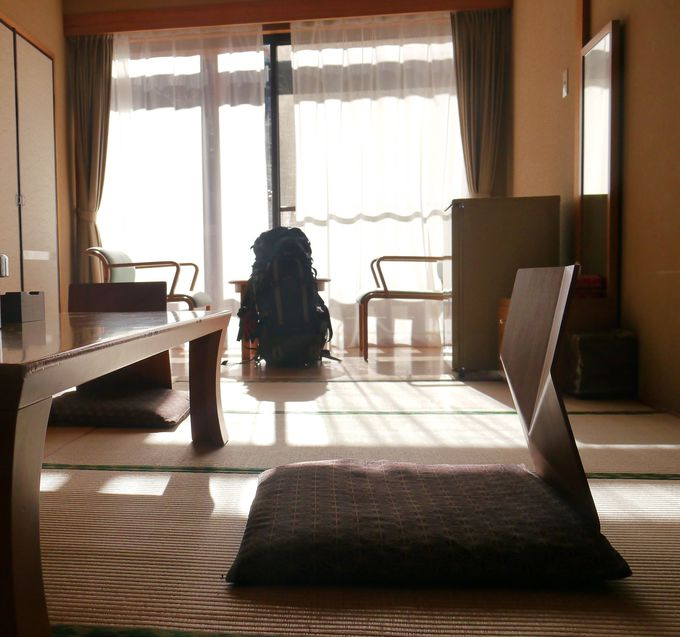 陣馬街道・新ハイキングコース(陣馬高原下バス停)