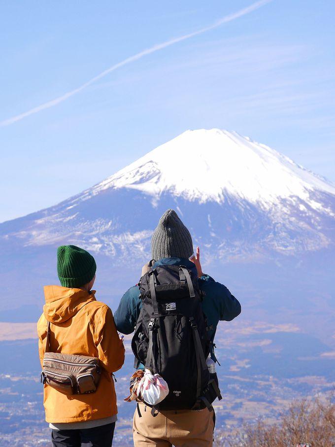 乙女峠ルートでお気軽楽しく絶景ハイキング!