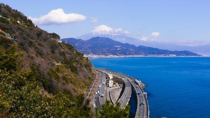 東海道五十三次のうち、唯一当時の風景を残す場所