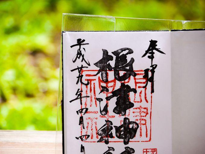 千本鳥居、願掛けカヤの木、御朱印など根津神社の魅力パワー
