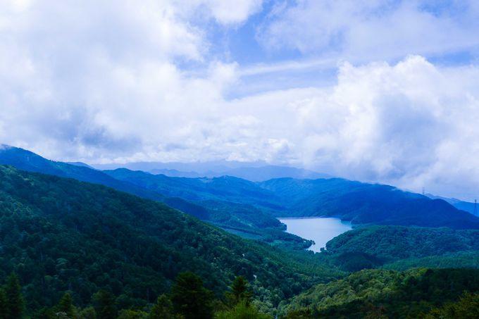 大菩薩峠は東京と山梨の分水嶺?