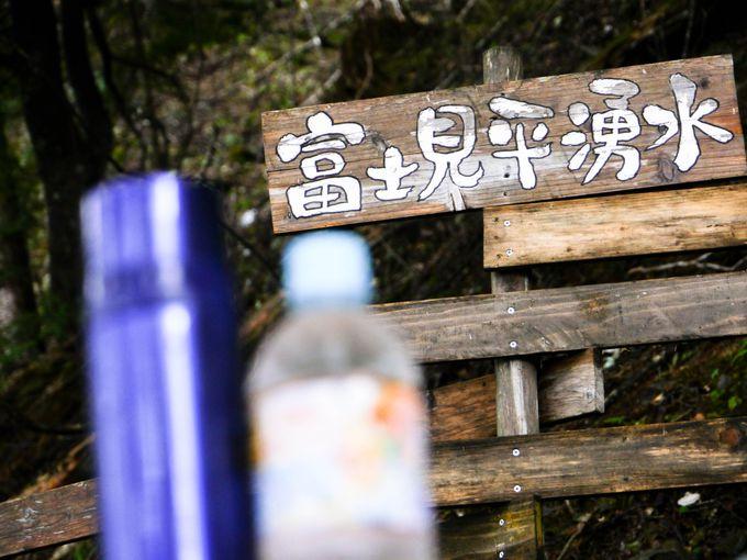 幕営地、富士見平で一日目に瑞牆山、二日目に金峰山を楽しむのも有り!