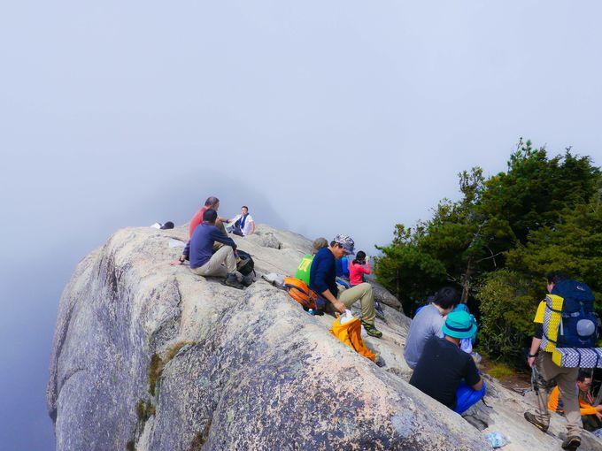 雲海の要塞、瑞牆山の天然の展望台からの絶景!