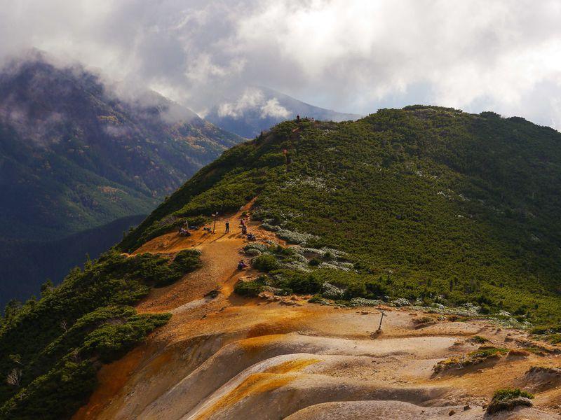 赤岳鉱泉で温泉に入るのが絶対オススメ