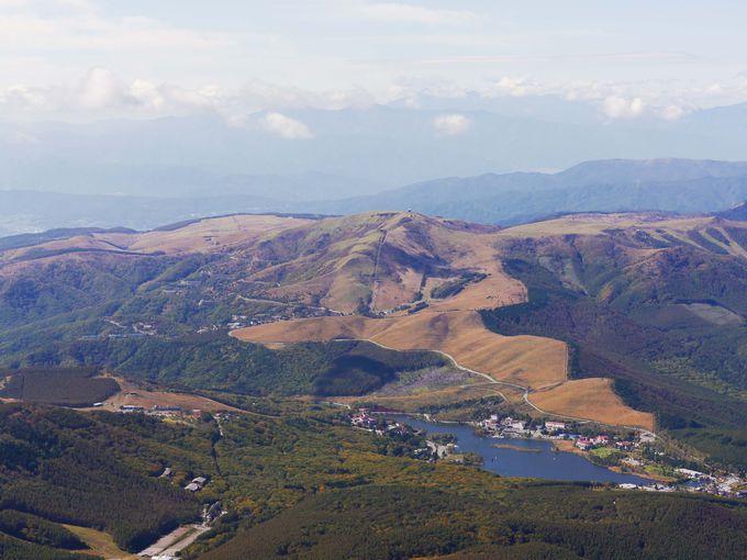 北八ヶ岳オススメその1「蓼科山」