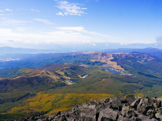 霧ヶ峰には八ヶ岳連峰を眺めながらドライブするのがオススメ!