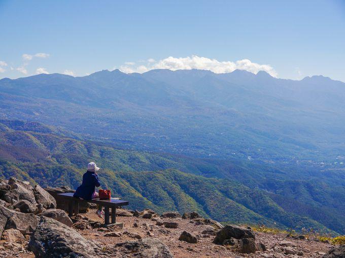 霧ヶ峰の最高峰・車山は良いレジャースポット!