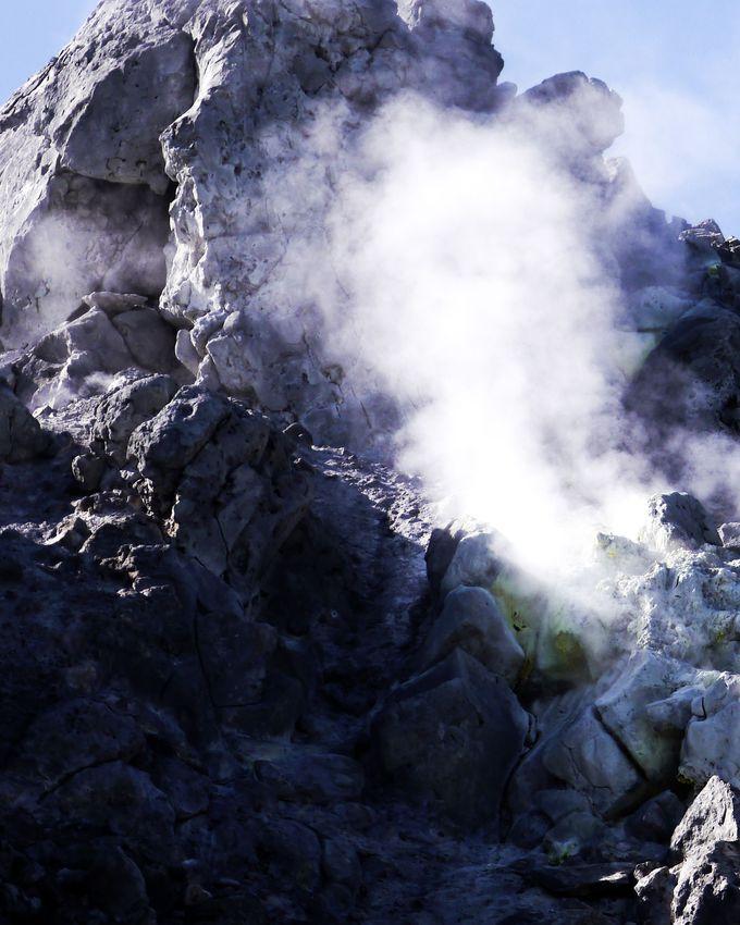 焼岳登山は昼間光の散乱がオススメ!