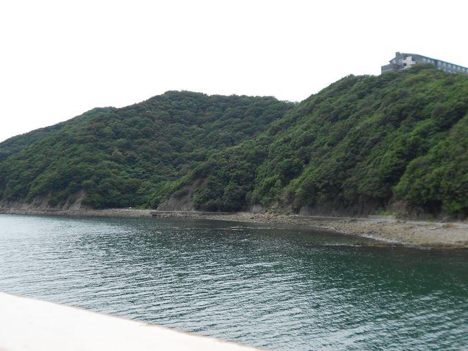 いよいよ、「咸臨丸」は鳴門海峡に向かって出航!