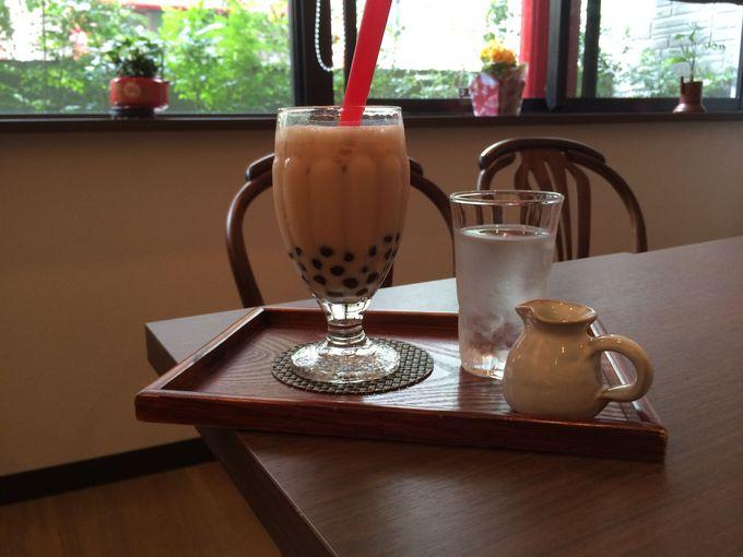 日本初上陸!中国茶専門店「天福茗茶(てんふくめいちゃ)」で中華スイーツ