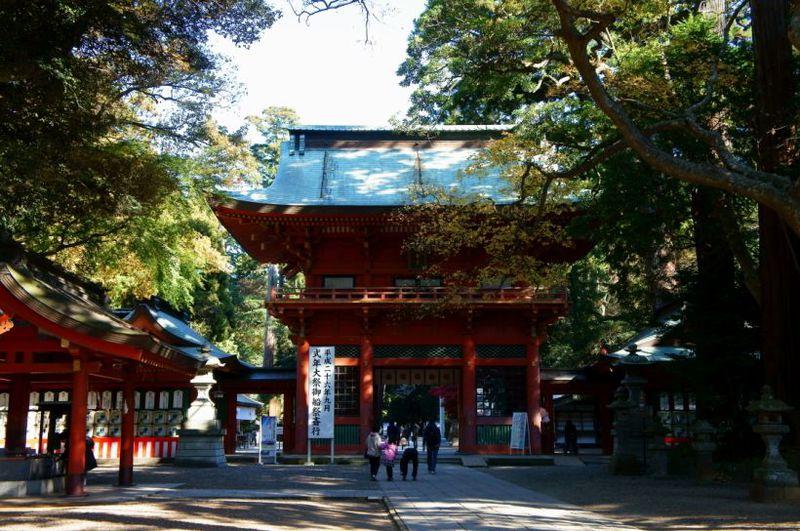 茨城・千葉にまたがる謎のレイライン!?二千年以上の歴史を持つ聖地「東国三社」