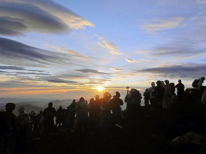 5.富士山(山梨県・静岡県)