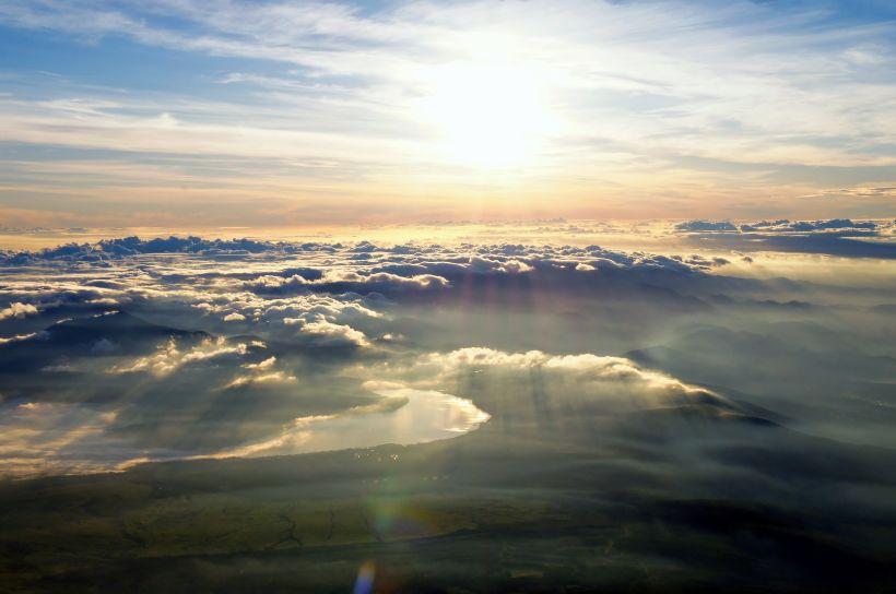 10.富士登山(御殿場ルート)