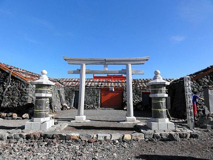 その歴史は平安時代にまで遡る!富士山本宮浅間大社・奥宮