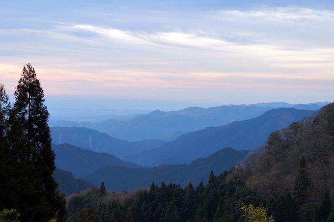 歴史ある御師宿坊で豊かな御岳山の自然を満喫!