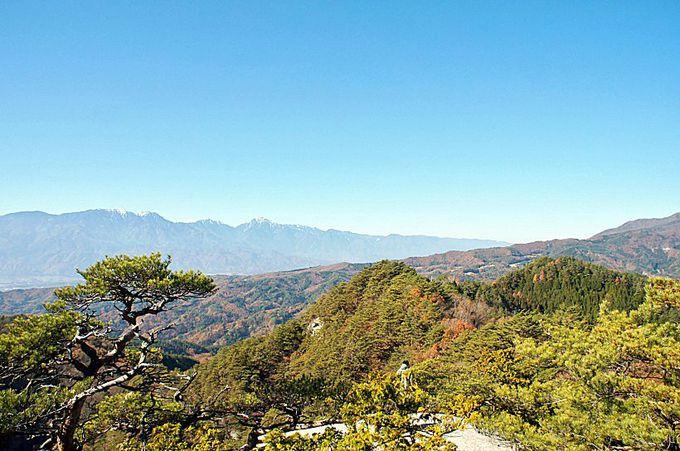 ロープウェイで絶景のパノラマ台&弥三郎岳(羅漢寺山)山頂へ