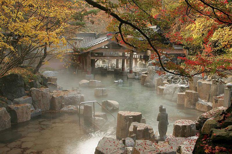 群馬 宝川 温泉