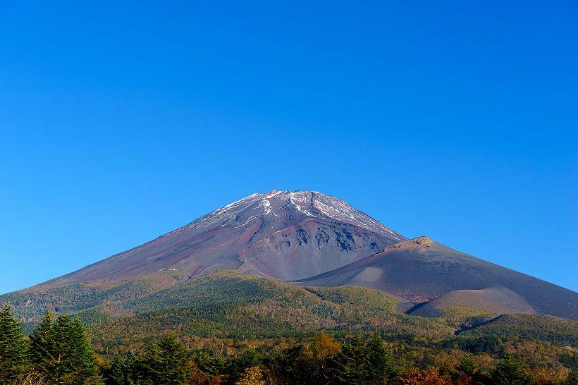 富士山の景勝地!水ヶ塚公園