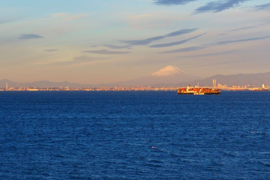 360度の大展望!大きな富士山が魅力!