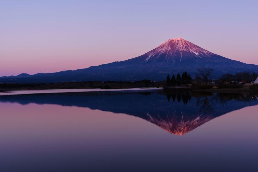 1.「富士山」一度は登りたい!
