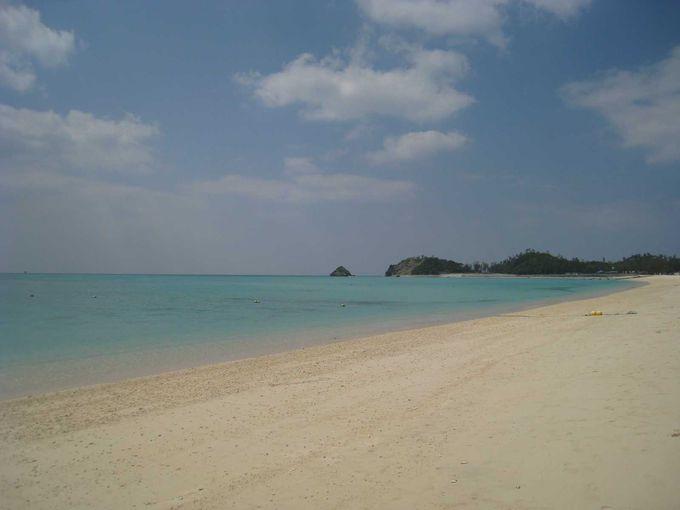 これぞ沖縄、と叫びたくなる海岸線!