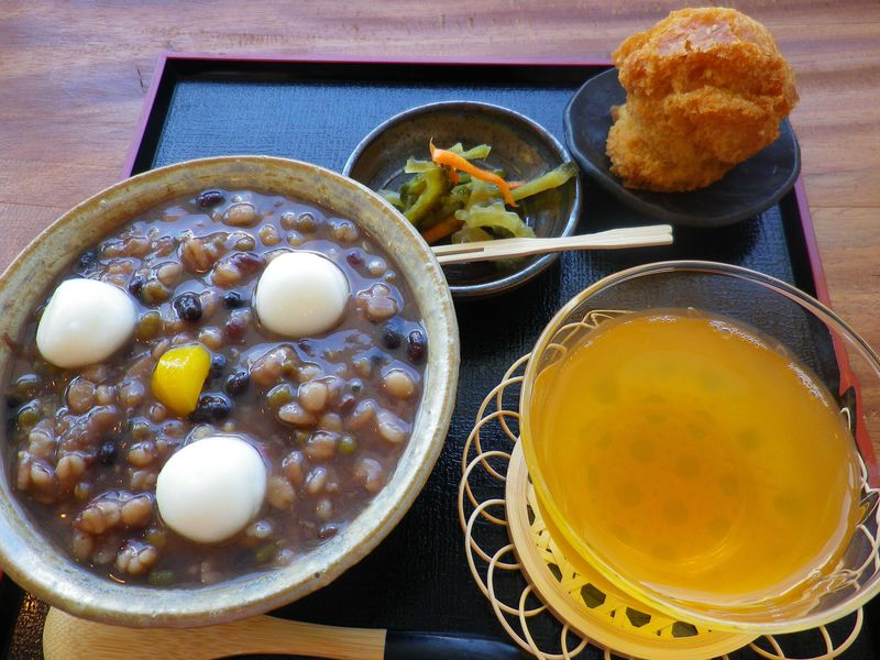 ぜんざい レシピ 沖縄