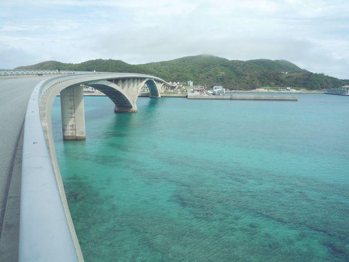癒しポイント2:阿嘉大橋からの絶景&星空ウォッチング!