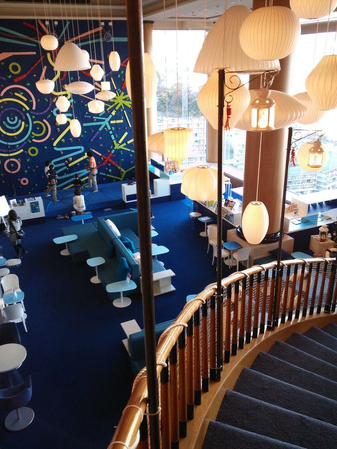 親子で楽しむ9階フロア〜「親子の北壁」にチャレンジ!