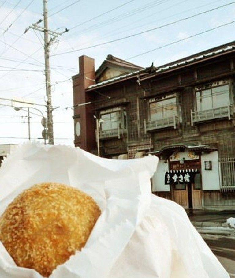 第1位!ミシュランの味がこの価格で食べられる!「阿さ利本店」の「牛肉コロッケ」