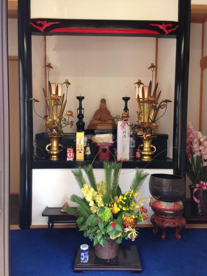 「福禄寿」の長久寺と「弁財天」の法案寺