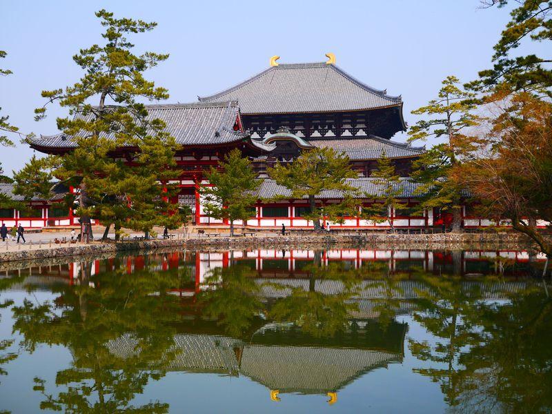 この絶景全て無料!「東大寺大仏殿」を望む絶景ポイント・ベスト4