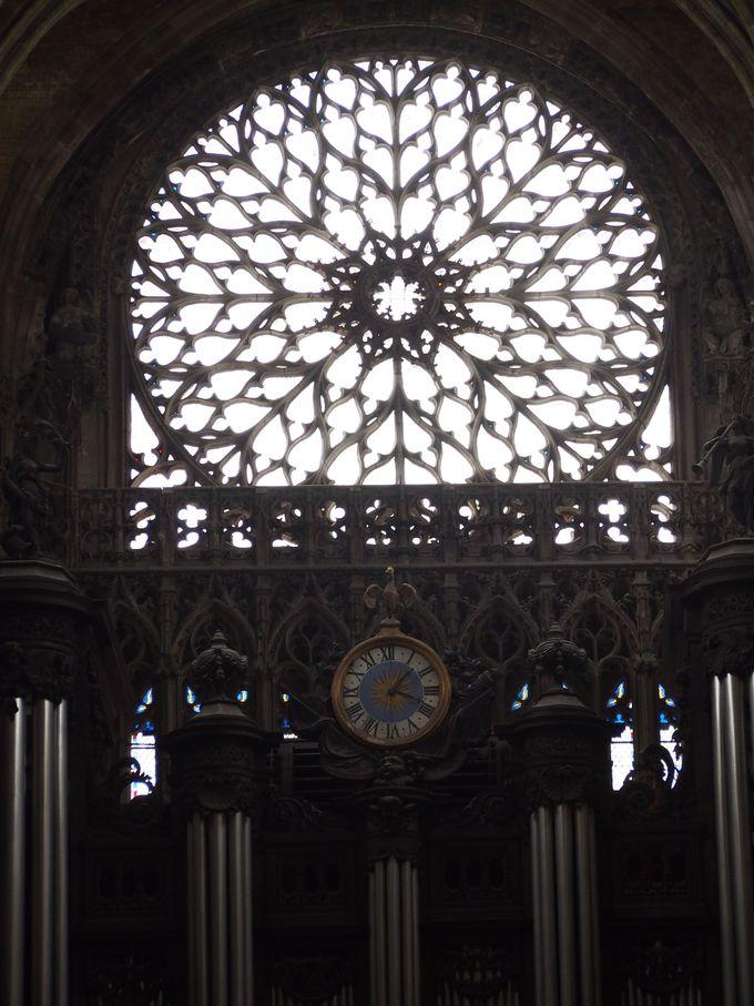 ルーアン大聖堂は中も見どころたくさん!